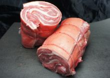 Rolled Breast Of Bute Lamb